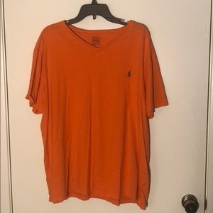 Polo Ralph Lauren Orange T-shirt